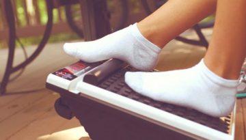 machine à masser les pieds