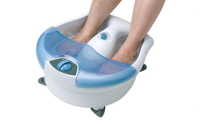 materiel pour soin des pieds