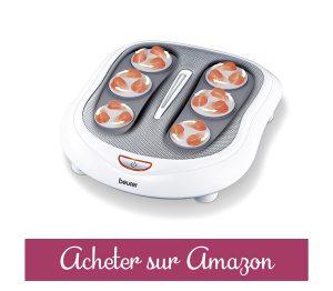 Beurer FM 60 Appareil massage Shiatsu