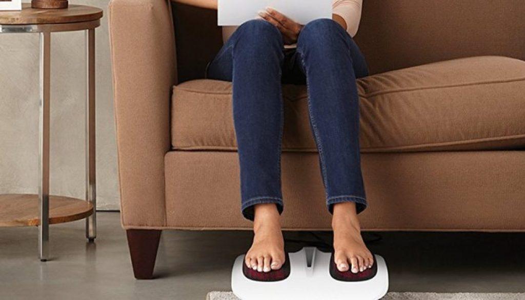 test appareil de massage pour pieds shiatsu homedics pour ceux qui aiment la perfection. Black Bedroom Furniture Sets. Home Design Ideas