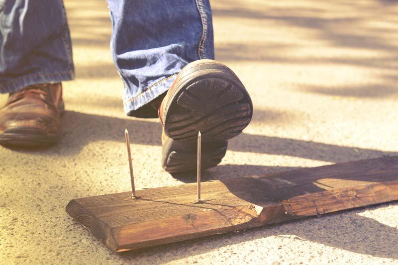 douleurs chaussures de securite
